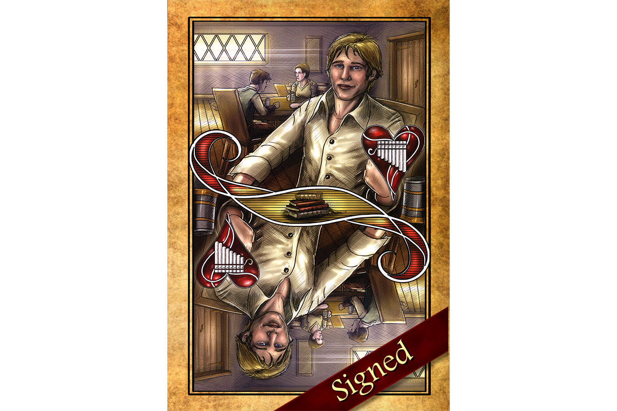 Art - Simmon, Jack Of Hearts Poster