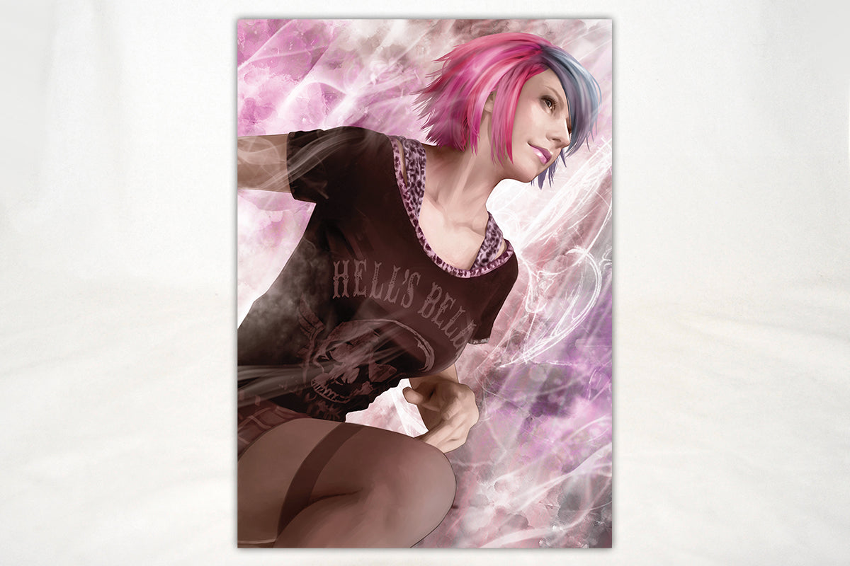 Art - The Dresden Files Molly Print