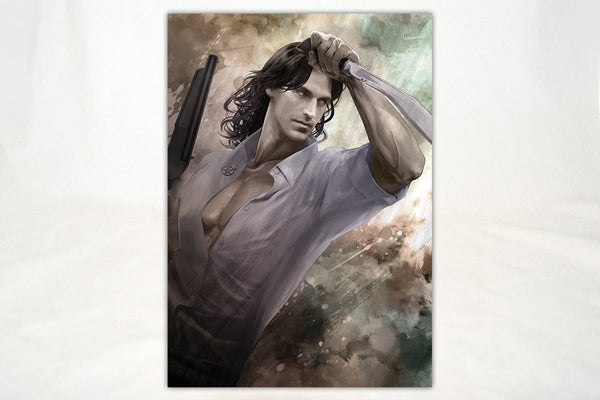 Art - The Dresden Files Thomas Print