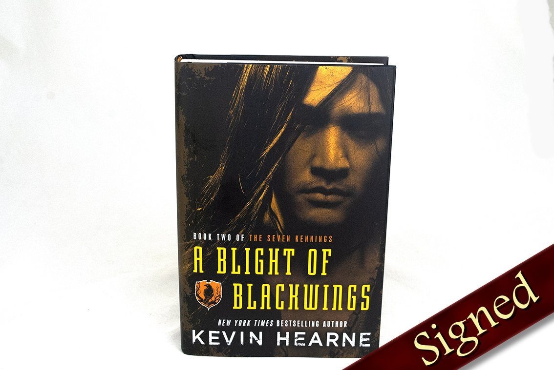 Books - A Blight Of Blackwings