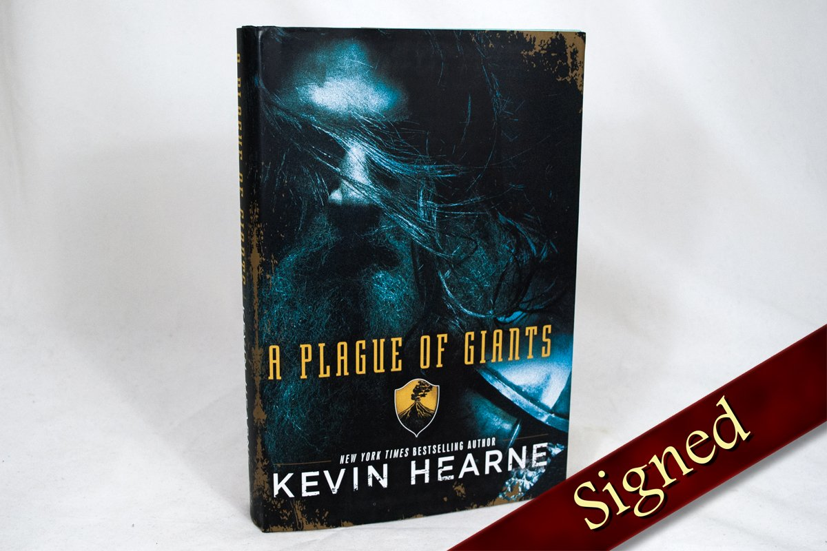 Books - A Plague Of Giants