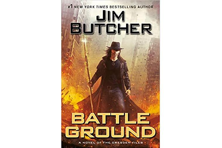 Books - Battle Ground W/Signed Bookplate - PREORDER Sale!