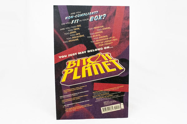 Books - Bitch Planet Volume One: Extraordinary Machine