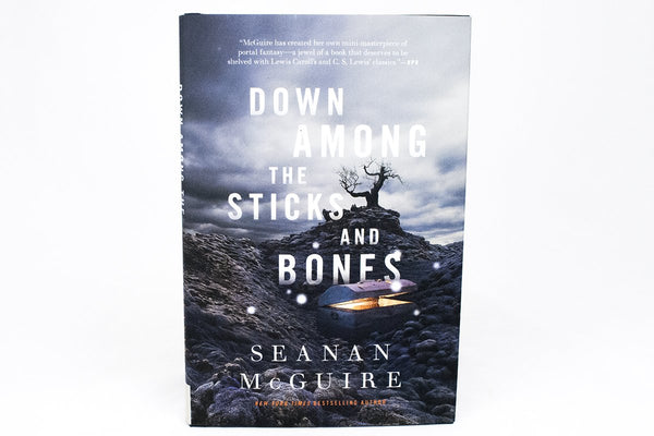Books - Down Among The Sticks And Bones