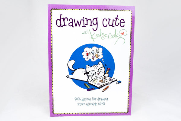 Books - Drawing Cute With Katie Cook
