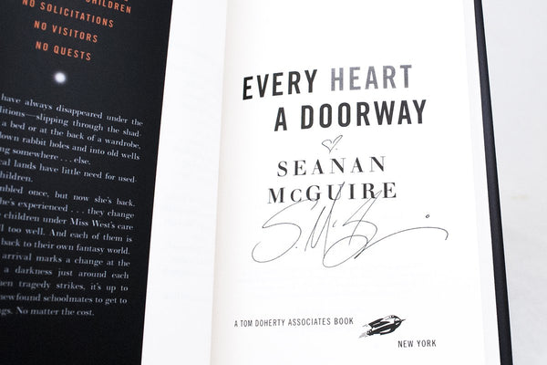 Books - Every Heart A Doorway