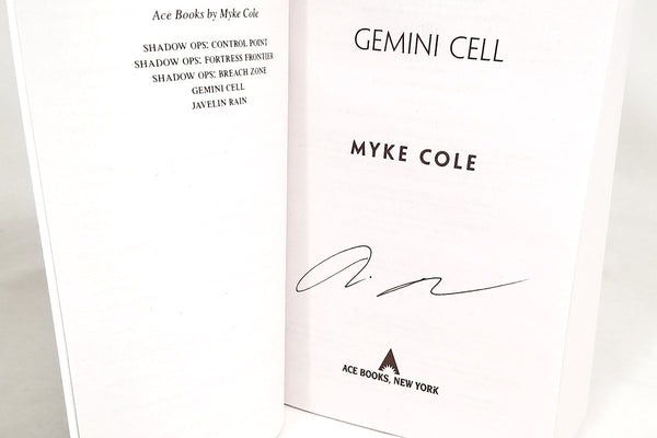 Books - Gemini Cell