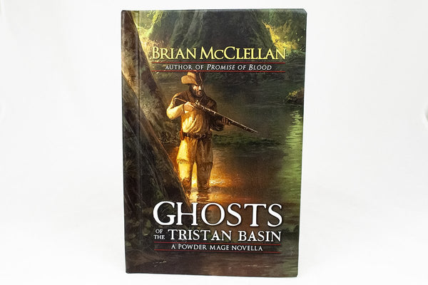 Books - Ghosts Of The Tristan Basin