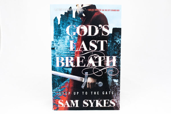 Books - God's Last Breath