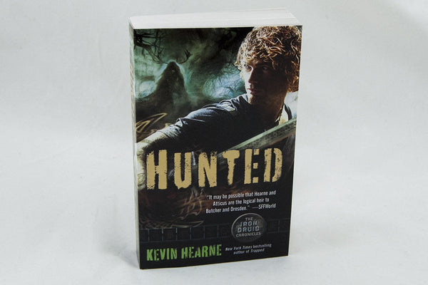 Books - Hunted - The Iron Druid Chronicles ™ Book 6