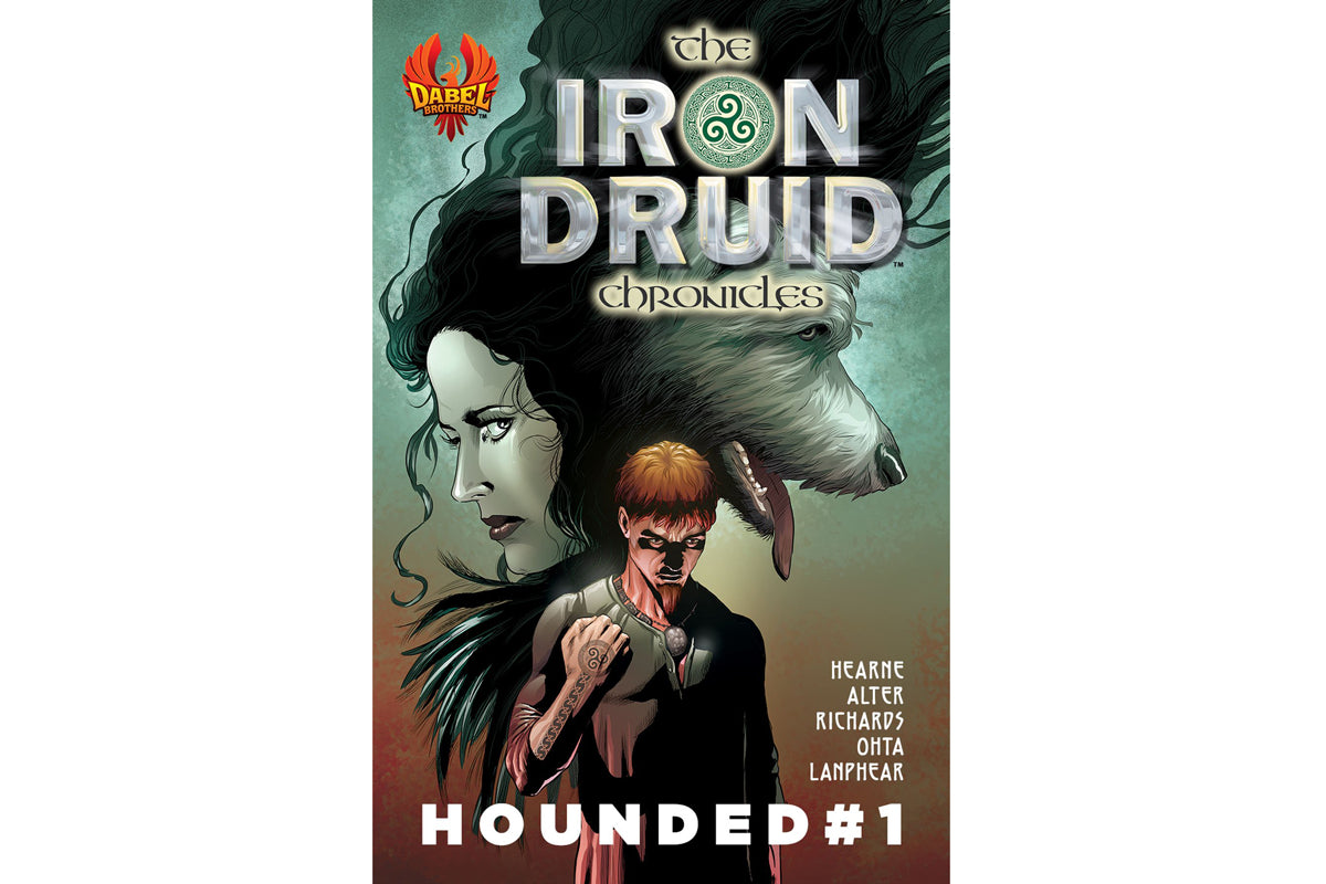 Books - Iron Druid: Hounded Issue #1