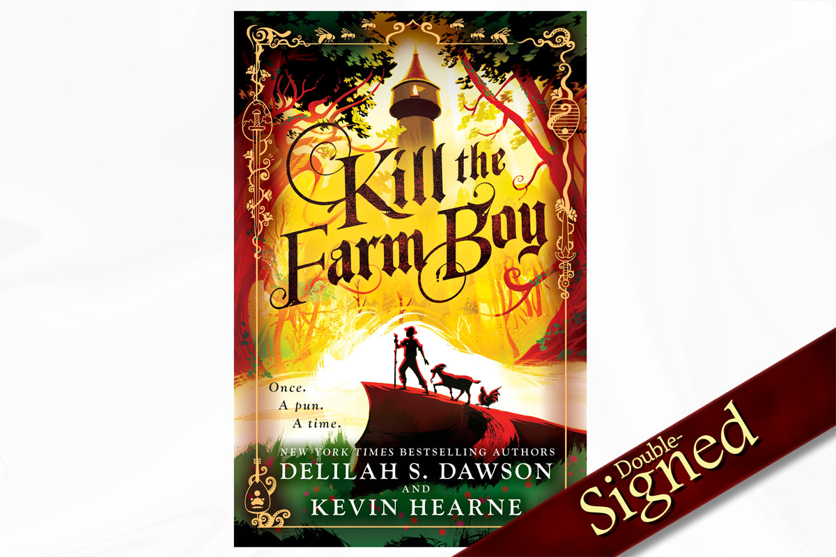 Books - Kill The Farm Boy