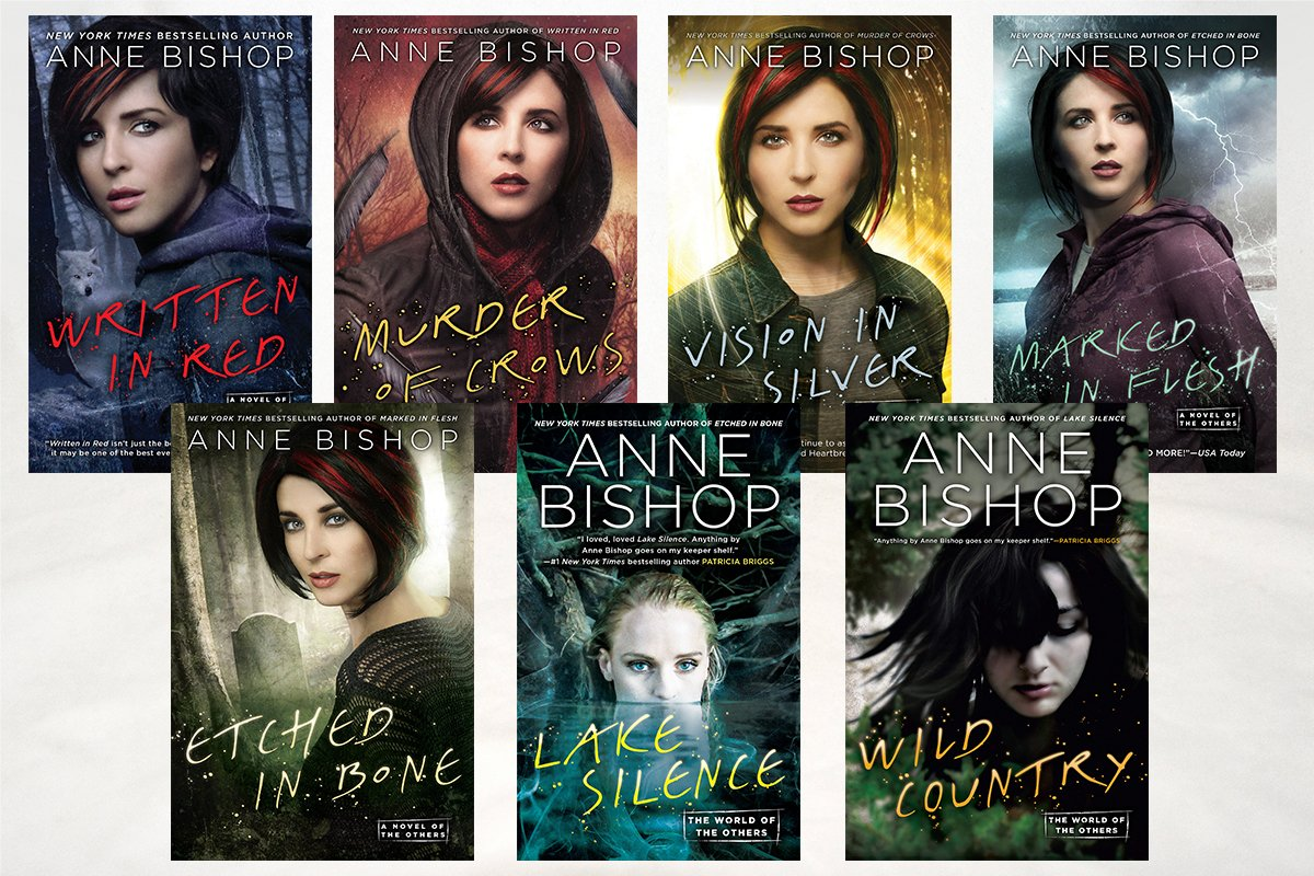 Books - Less Than Perfect Books By Anne Bishop