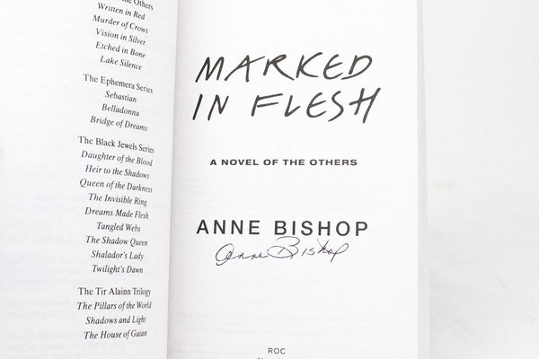 Books - Marked In Flesh