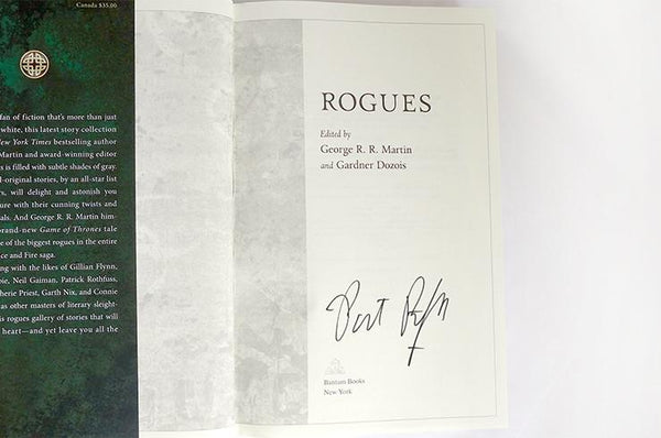 Books - Rogues Anthology