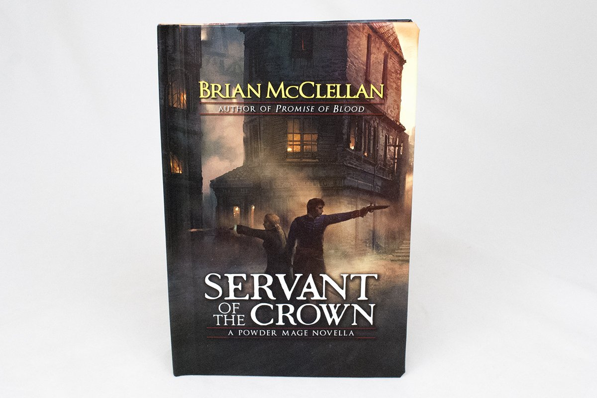 Books - Servant Of The Crown