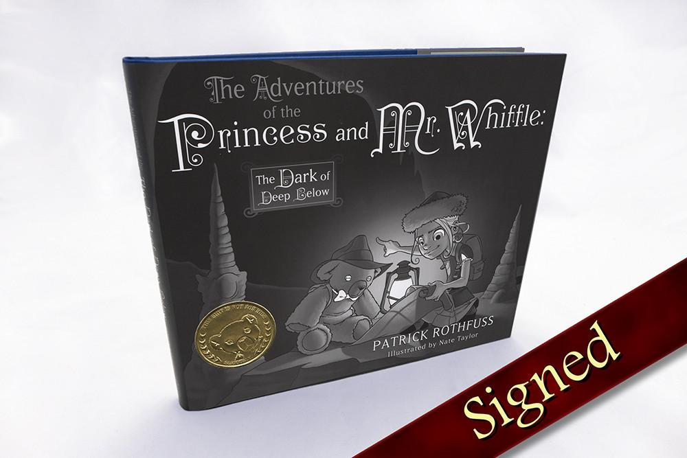 Books - The Adventures Of The Princess And Mr. Whiffle: The Dark Of Deep Below