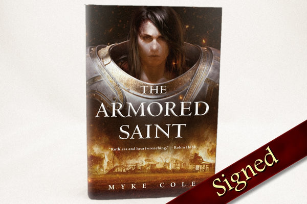 Books - The Armored Saint