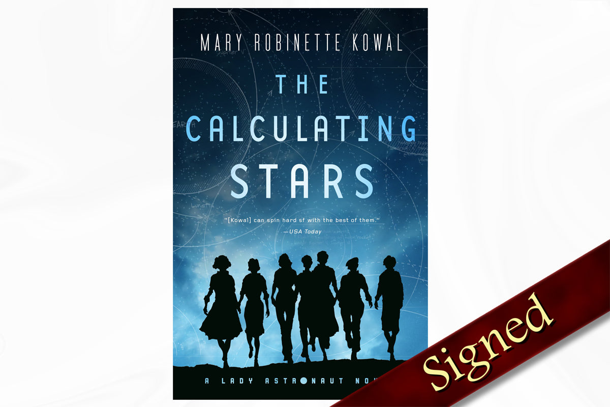 Books - The Calculating Stars