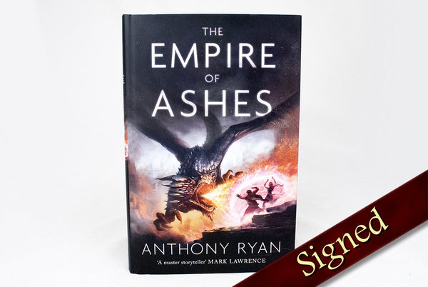Books - The Empire Of Ashes