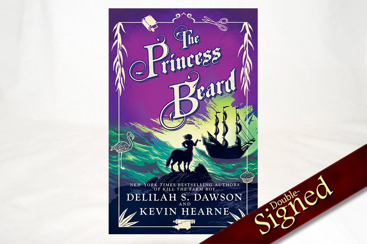 Books - The Princess Beard