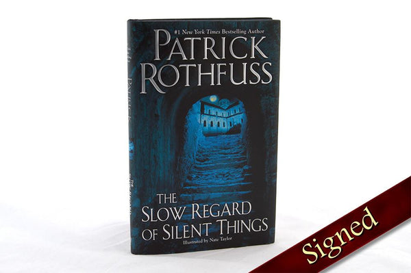 Books - The Slow Regard Of Silent Things