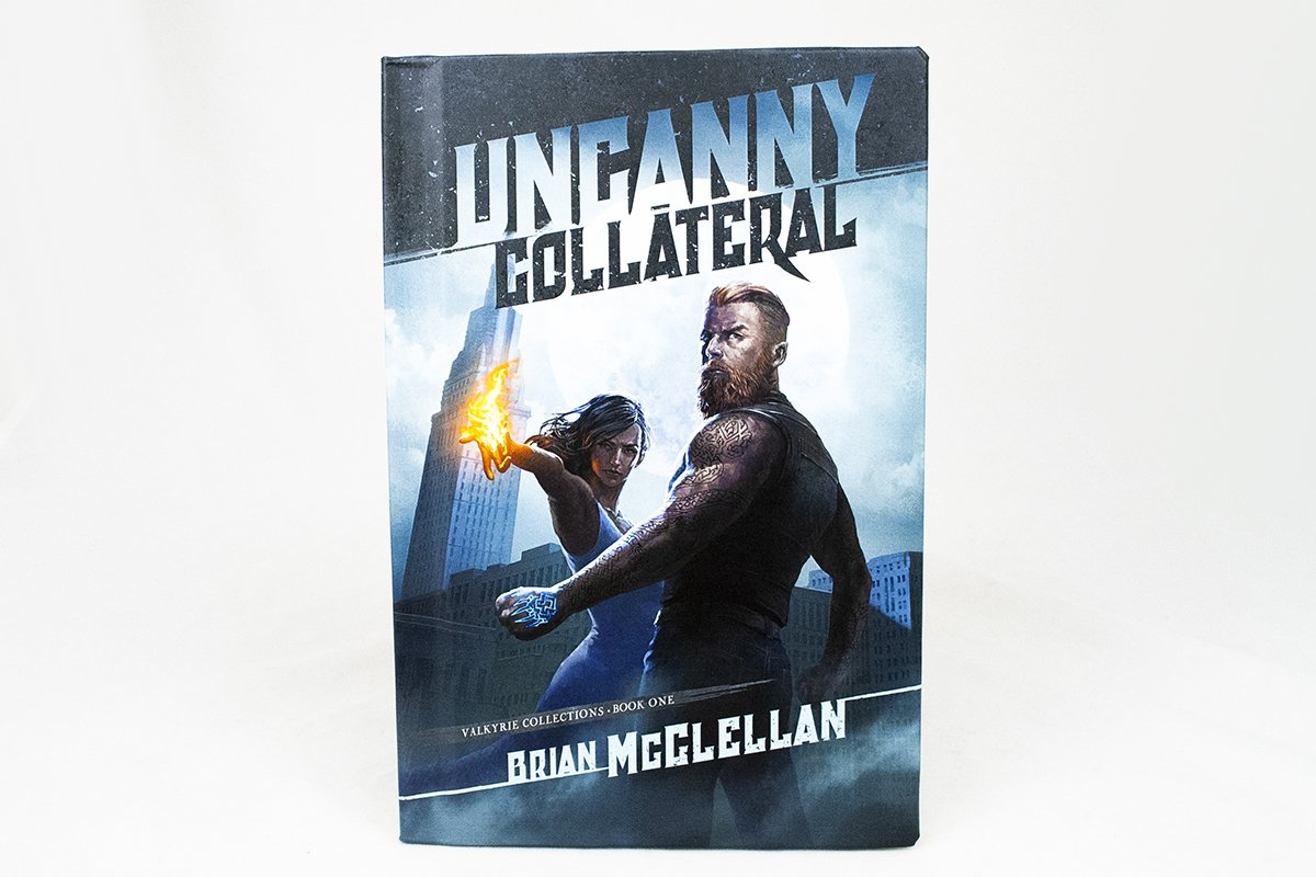 Books - Uncanny Collateral