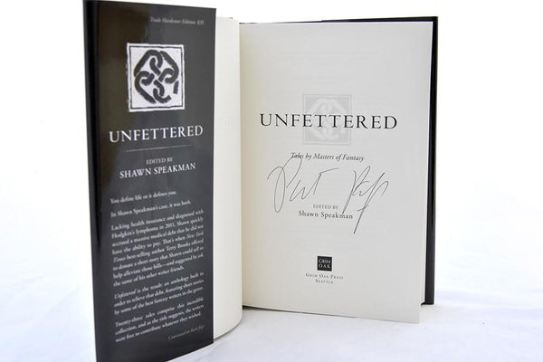 Books - Unfettered Anthology 1st/1st