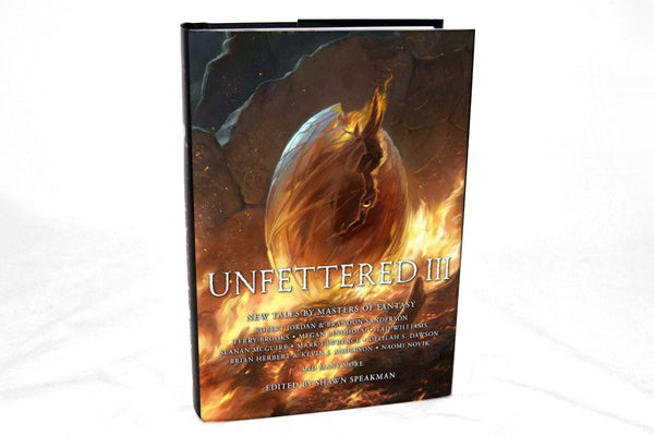 Books - Unfettered III: New Tales By Masters Of Fantasy