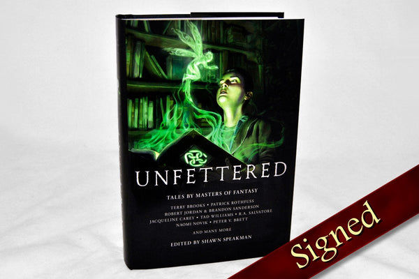 Books - Unfettered: Tales By Masters Of Fantasy