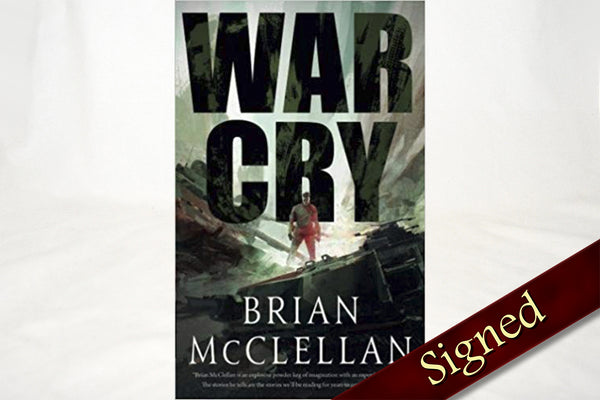 Books - War Cry