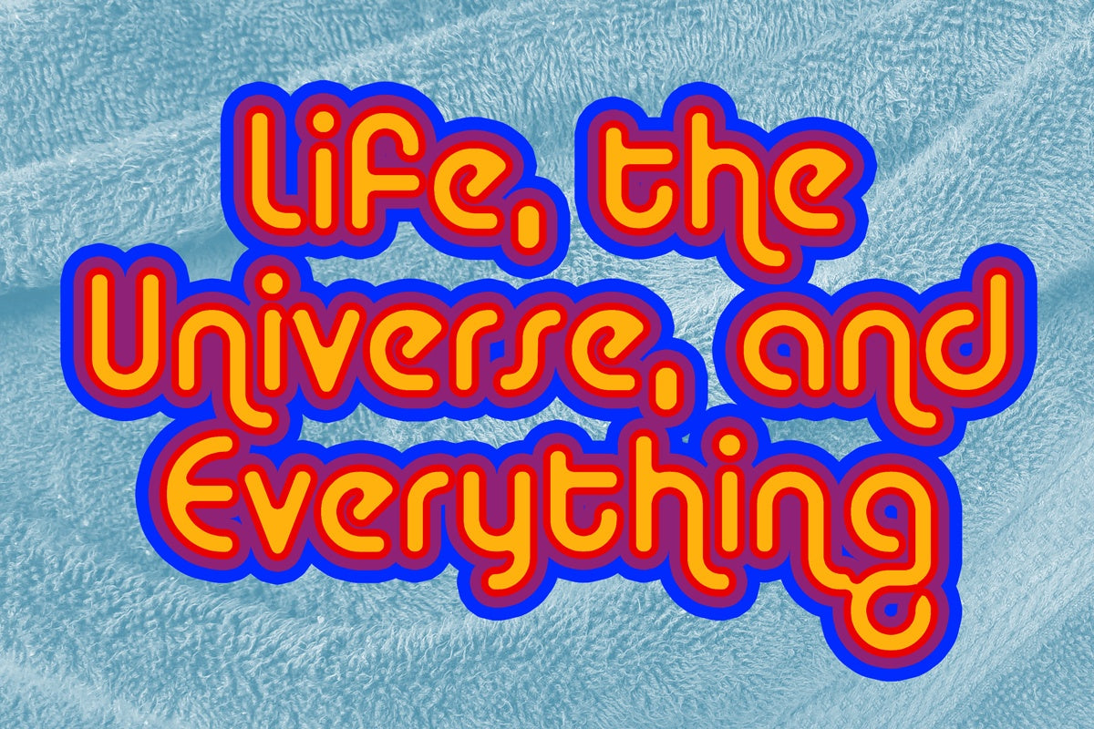Donation - Life, The Universe, And Everything