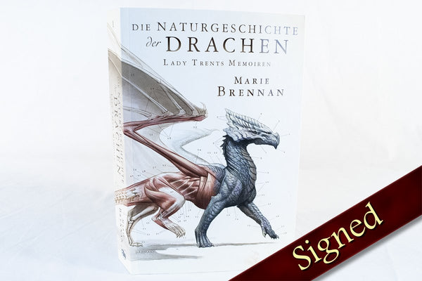 Foreign Editions - A Natural History Of Dragons  (German)