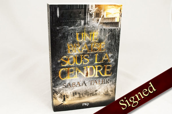 Foreign Editions - An Ember In The Ashes  (French)