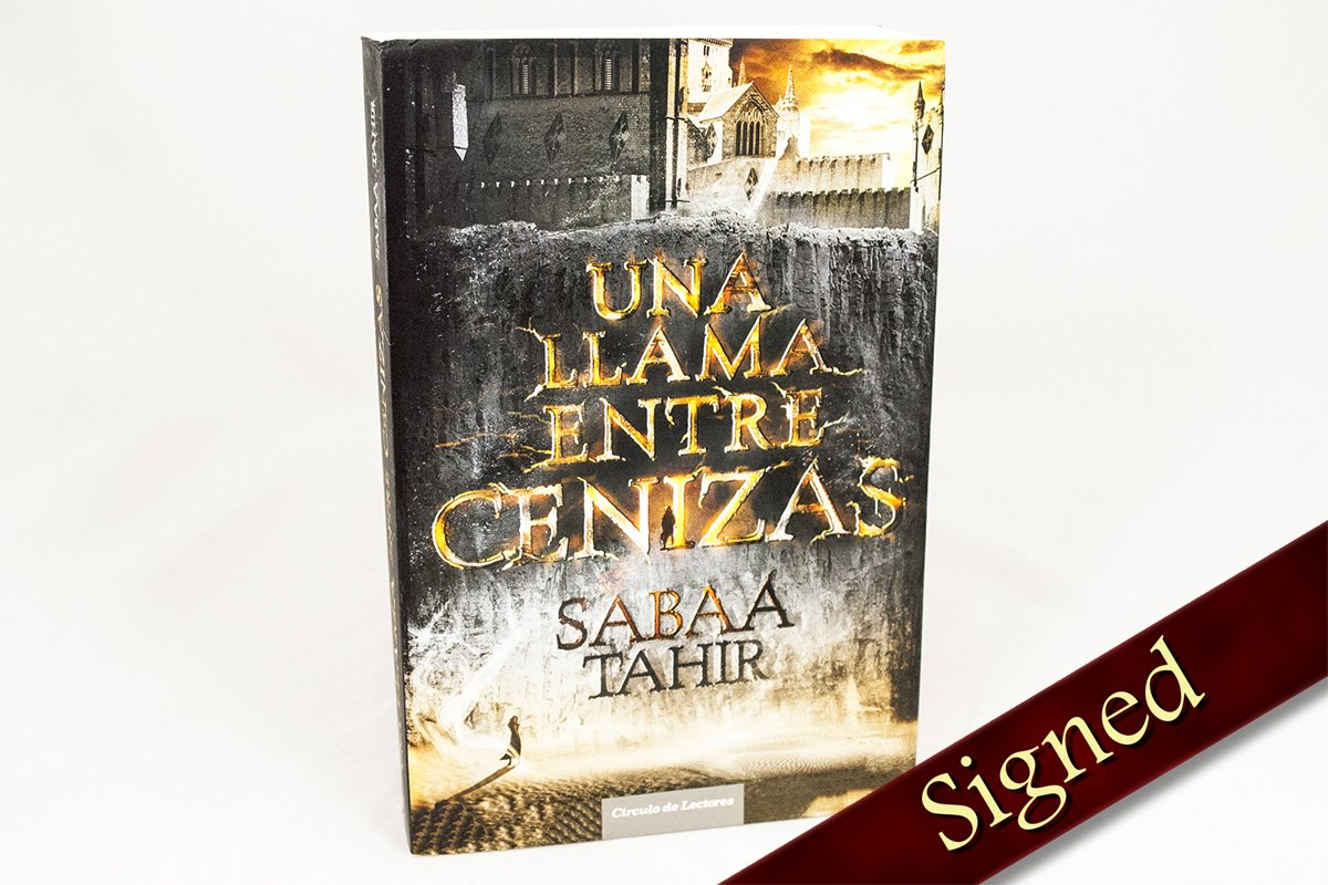 Foreign Editions - An Ember In The Ashes  (Spanish)