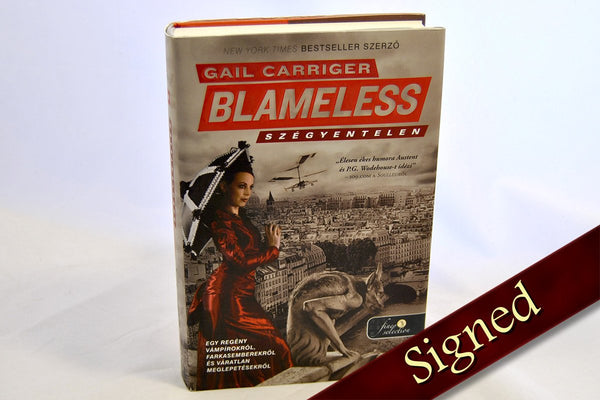 Foreign Editions - Blameless  (Hungarian)