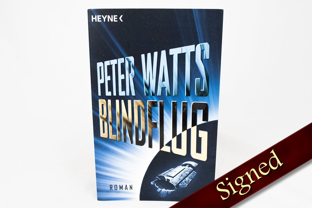 Foreign Editions - Blindsight  (German)