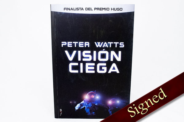 Foreign Editions - Blindsight  (Spanish)