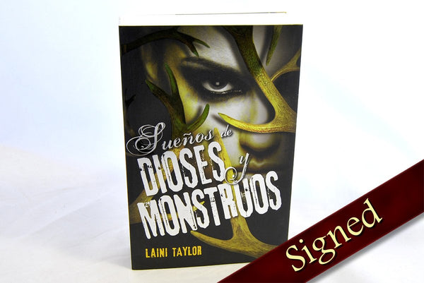 Foreign Editions - Dreams Of Gods And Monsters  (Spanish)