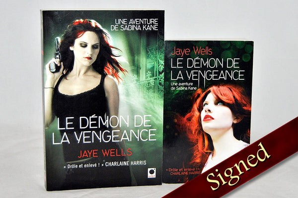Foreign Editions - Green Eyed Demon  (French)