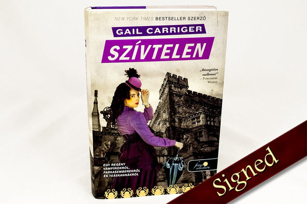 Foreign Editions - Heartless  (Hungarian)