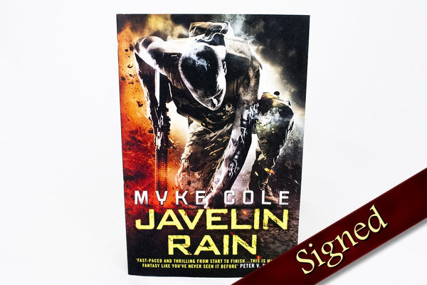Foreign Editions - Javelin Rain  (UK)