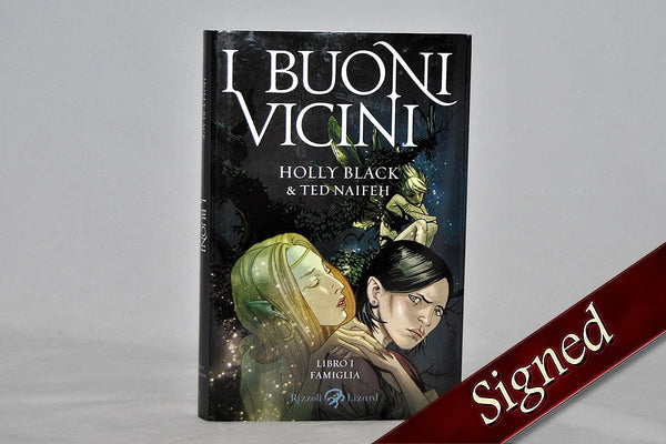 Foreign Editions - Kin Graphic Novel  (Italian)