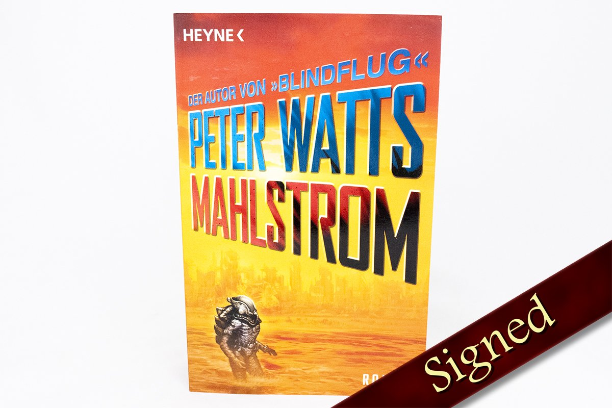 Foreign Editions - Maelstrom  (German)