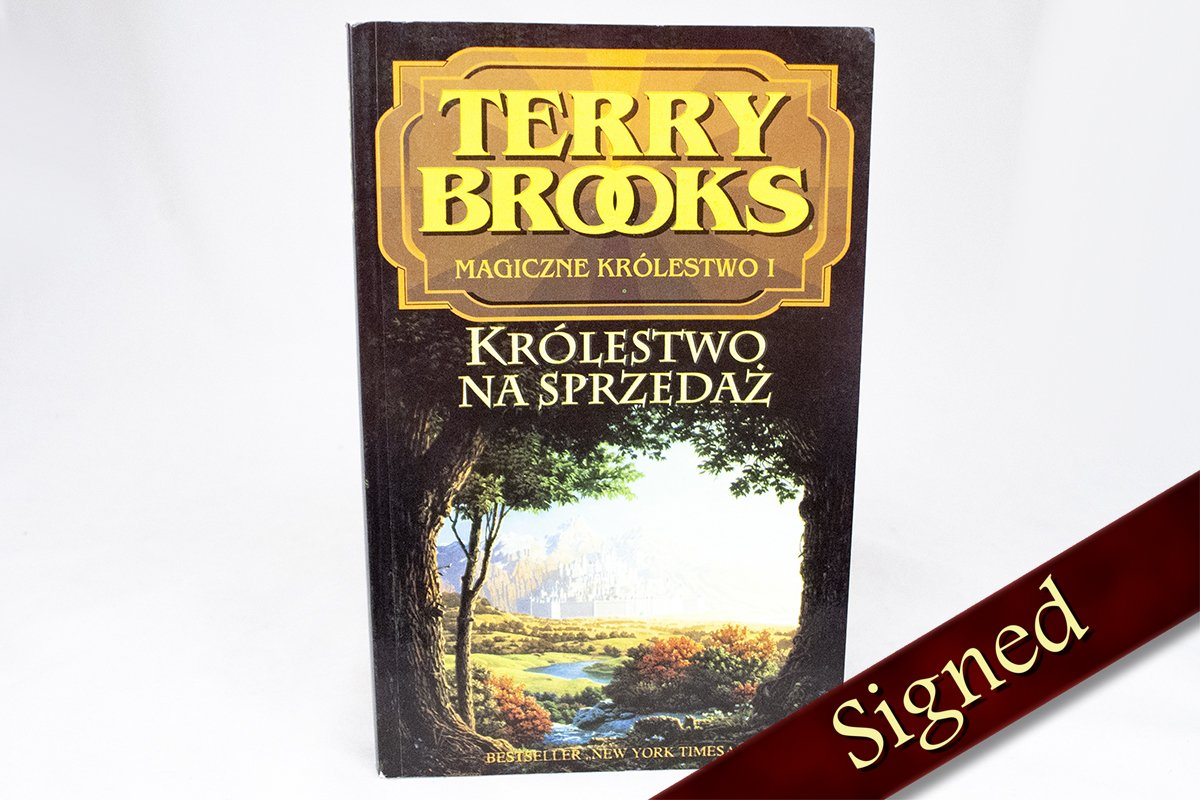 Foreign Editions - Magic Kingdom For Sale - SOLD!  (Polish)