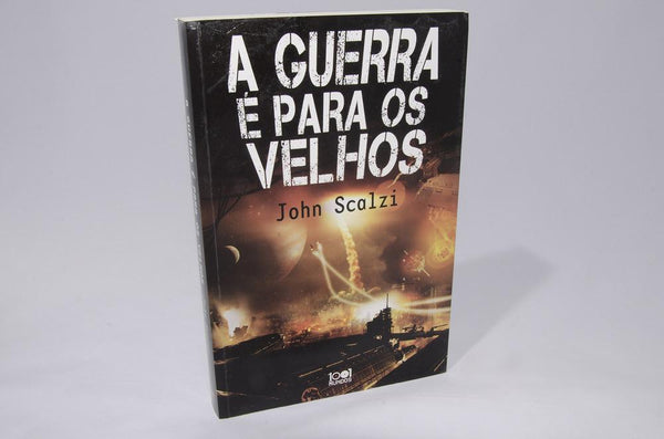 Foreign Editions - Old Man's War - 1001 Mundos Gailivro  (Portuguese)