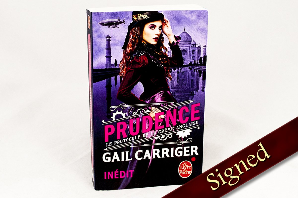 Foreign Editions - Prudence  (French)