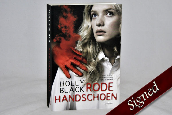 Foreign Editions - Red Glove  (Dutch)
