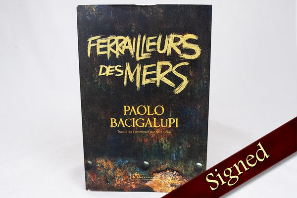 Foreign Editions - Shipbreaker  (French)