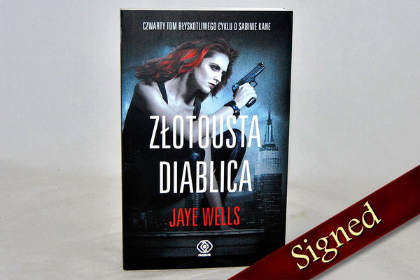 Foreign Editions - Silver Tongued Devil  (Polish)